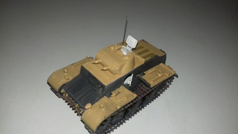Char German  PZ.Kprw.I Ausf.f 925