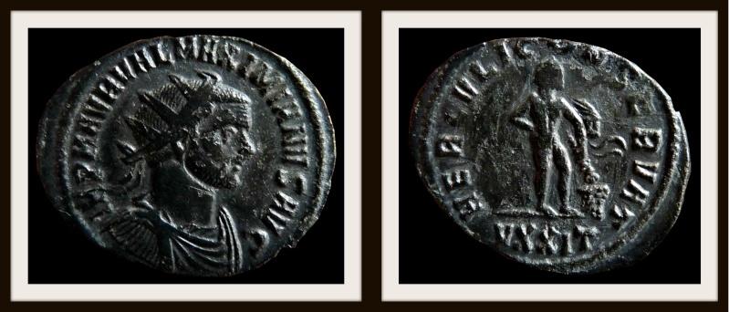 aurelianus - Maximien Hercule - Ticinium Maximi15