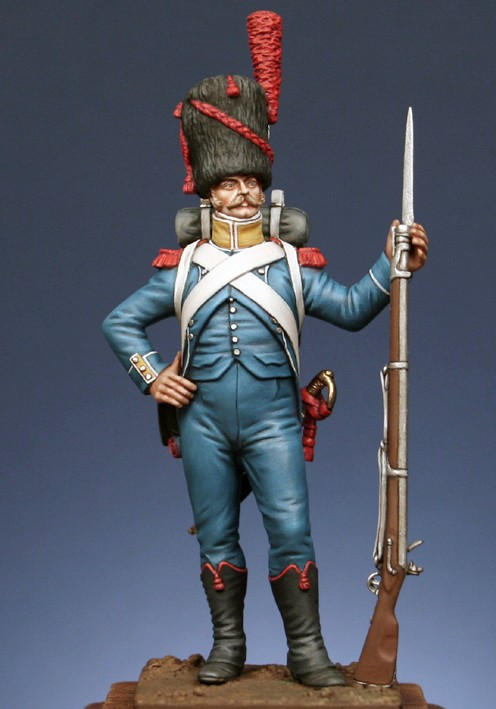 Carabinier Du 2 eme Regiment etranger Isembourg 1806  Car2et10