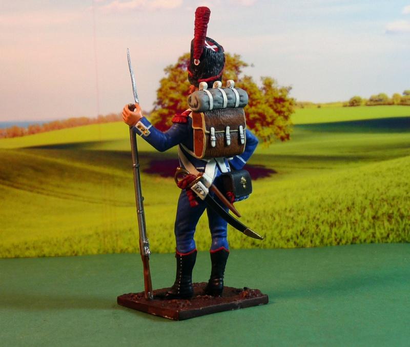 Carabinier Du 2 eme Regiment etranger Isembourg 1806  Carb_210