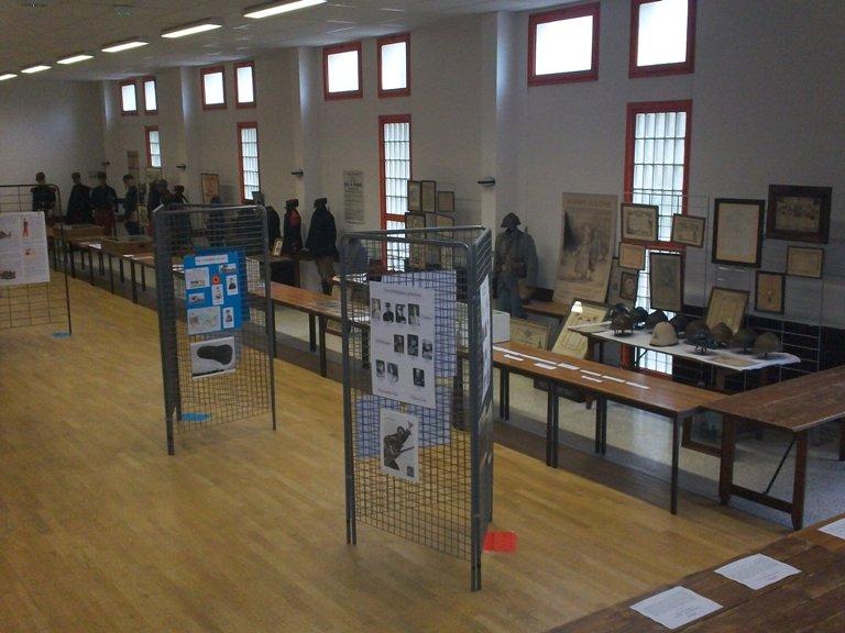 Exposition sur la Grande Guerre dans la Sarthe, du 11 au 21 novembre 2014 101_6510
