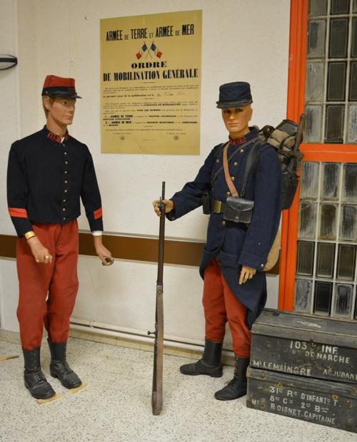 Exposition sur la Grande Guerre dans la Sarthe, du 11 au 21 novembre 2014 Dsc_0010