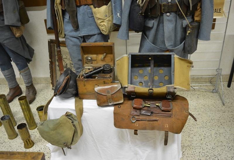 Exposition sur la Grande Guerre dans la Sarthe, du 11 au 21 novembre 2014 Dsc_0110