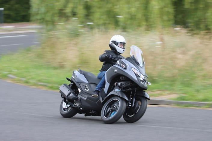 Essai Yamaha Tricity 300 : hiérarchie bousculée ? A48
