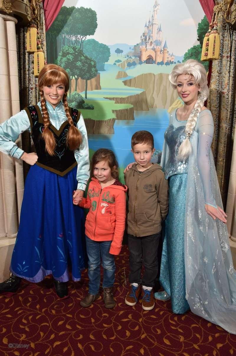 La reine des neiges à Disneyland Paris  - Page 3 14020311