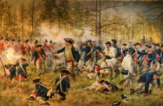 illustration Bataille du Bayou