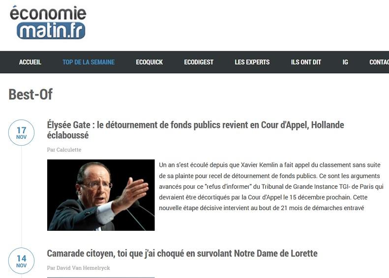 BUZZ La plainte contre Trierweiler revient en Cour d'Appel, Hollande dans la nasse Best_o10