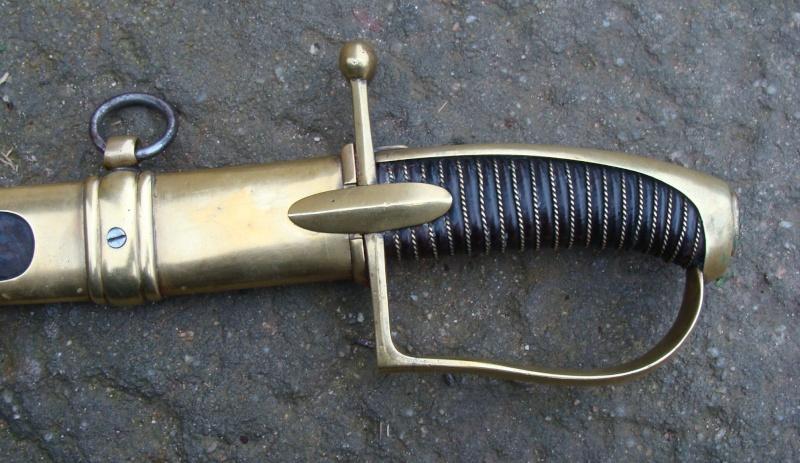 sabre de hussard, chasseur à cheval ??? Dsc03312