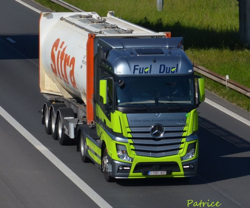 Mercedes Actros MP4 (euro 6 )  - Page 7 185pp13