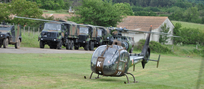 Le 1er R.C.P. toujours sur le front des opérations en Afrique 1er_rc11