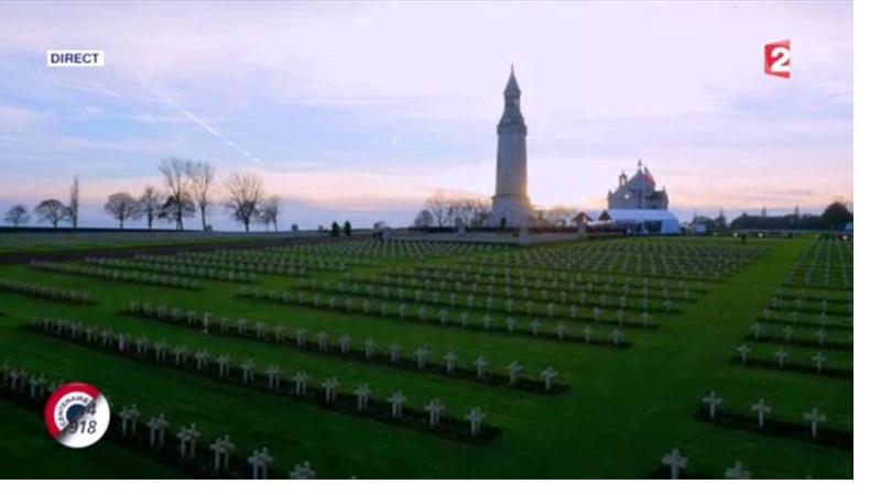 """L'ANNEAU DE LA MEMOIRE""""MEMORIAL NORD PAS DE CALAIS  11.11.14 Jjjjj10"""