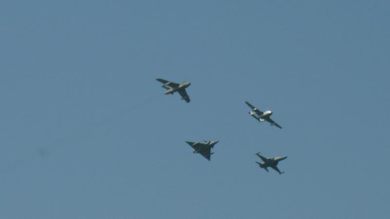 #Air14 (le plus grand meeting aérien d'Europe. 2D2M y était !) Mirage10