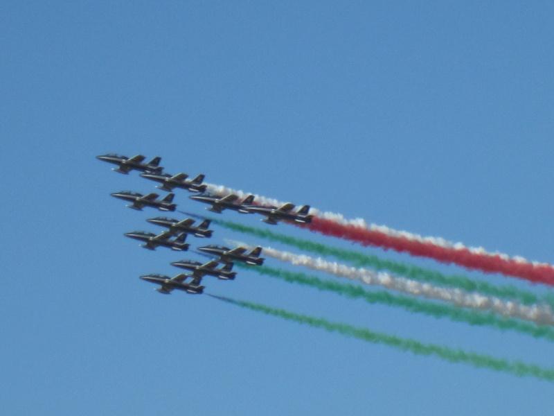 #Air14 (le plus grand meeting aérien d'Europe. 2D2M y était !) Patrou10