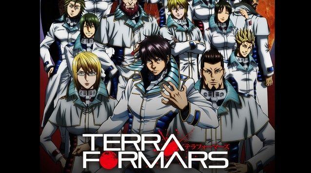 Terra Formars Terraf10