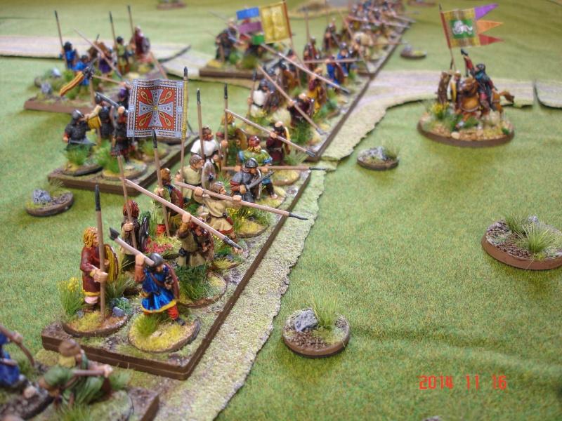 Chevauchée des Dragons de Vaires 2014: La bataille de Maldon Dsc02810