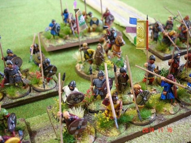 Chevauchée des Dragons de Vaires 2014: La bataille de Maldon Dsc02811