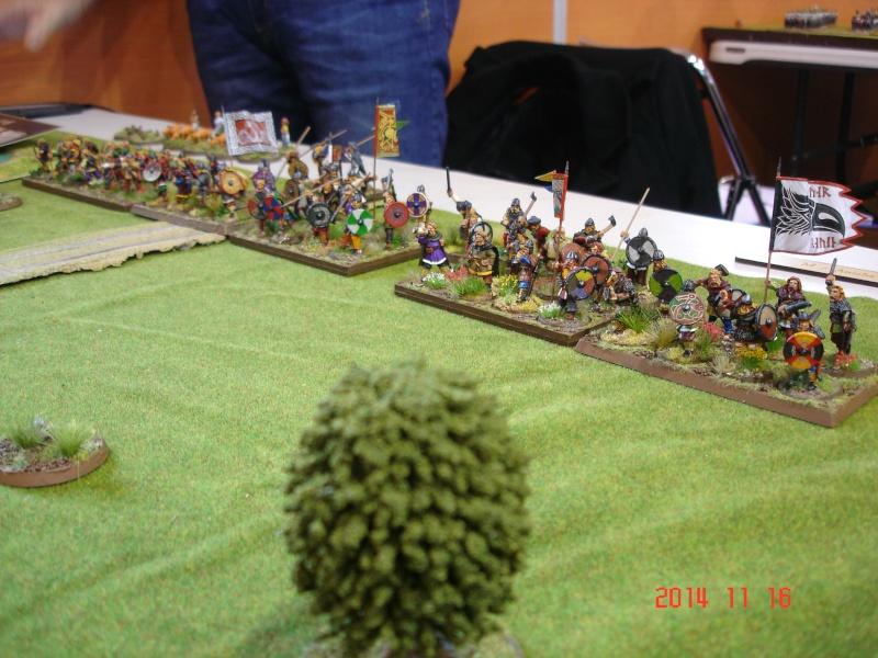 Chevauchée des Dragons de Vaires 2014: La bataille de Maldon Dsc02812