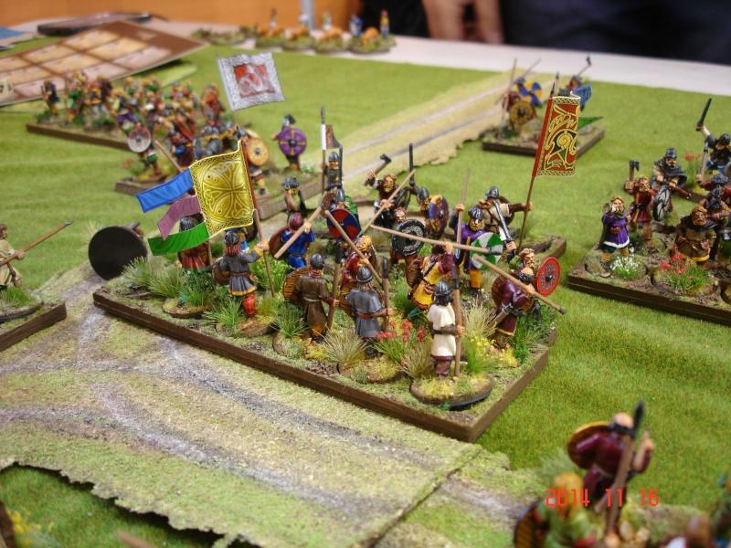 Chevauchée des Dragons de Vaires 2014: La bataille de Maldon Dsc02815