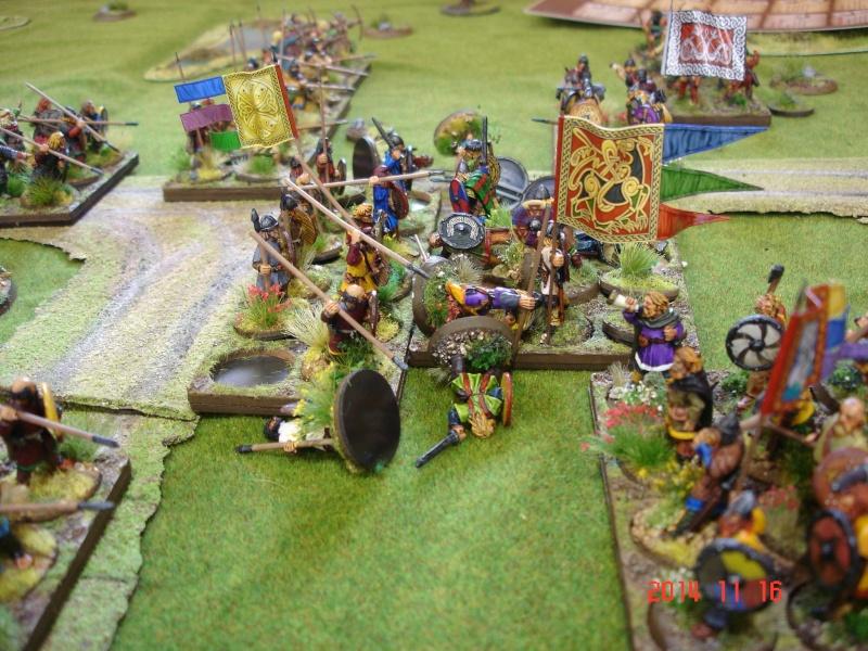 Chevauchée des Dragons de Vaires 2014: La bataille de Maldon Dsc02816