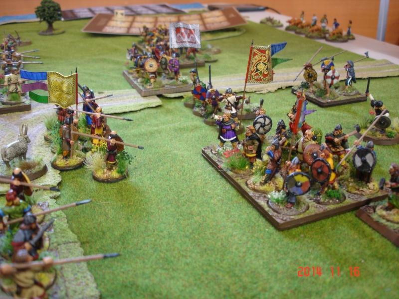 Chevauchée des Dragons de Vaires 2014: La bataille de Maldon Dsc02817