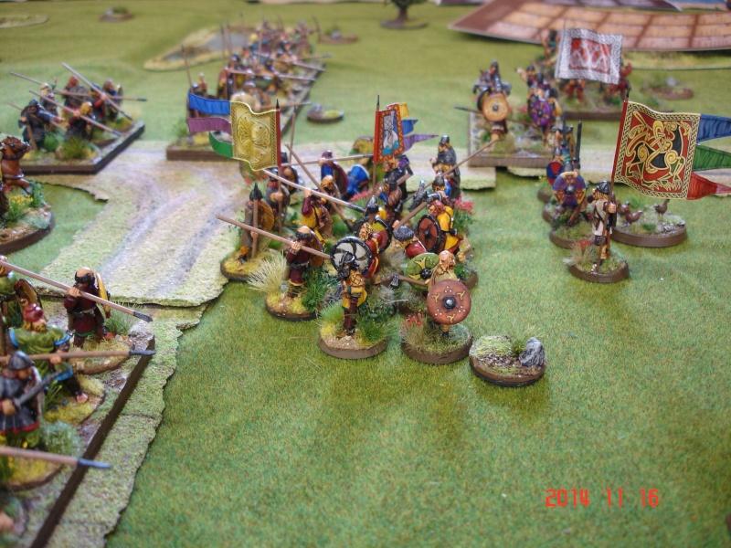 Chevauchée des Dragons de Vaires 2014: La bataille de Maldon Dsc02818