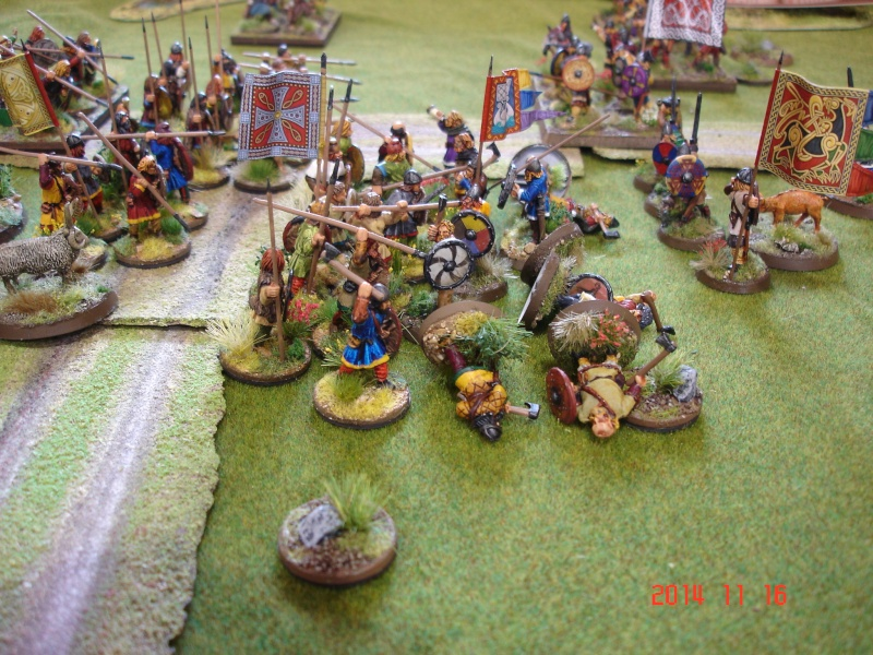 Chevauchée des Dragons de Vaires 2014: La bataille de Maldon Dsc02821