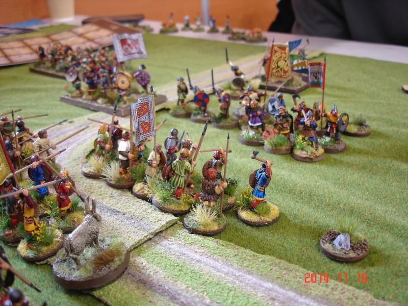 Chevauchée des Dragons de Vaires 2014: La bataille de Maldon Dsc02822
