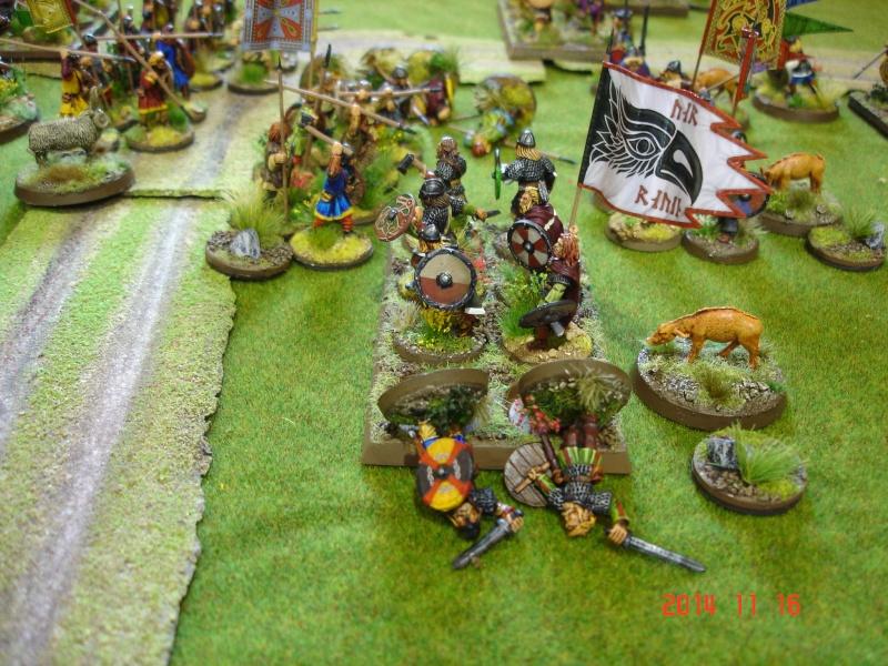 Chevauchée des Dragons de Vaires 2014: La bataille de Maldon Dsc02824