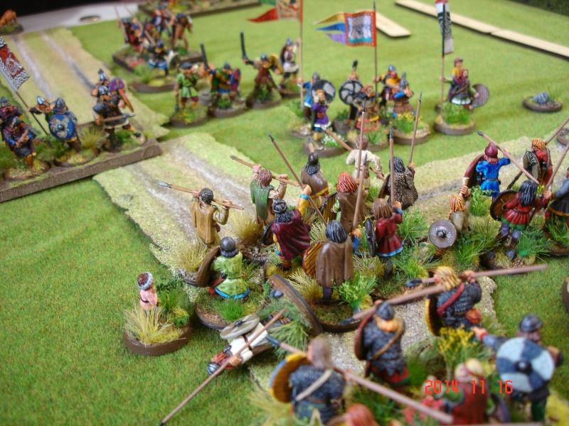 Chevauchée des Dragons de Vaires 2014: La bataille de Maldon Dsc02825