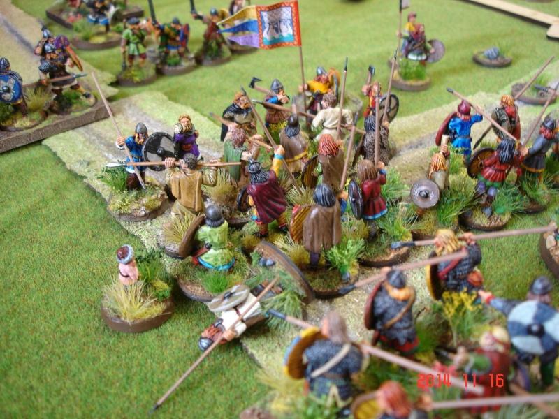 Chevauchée des Dragons de Vaires 2014: La bataille de Maldon Dsc02826