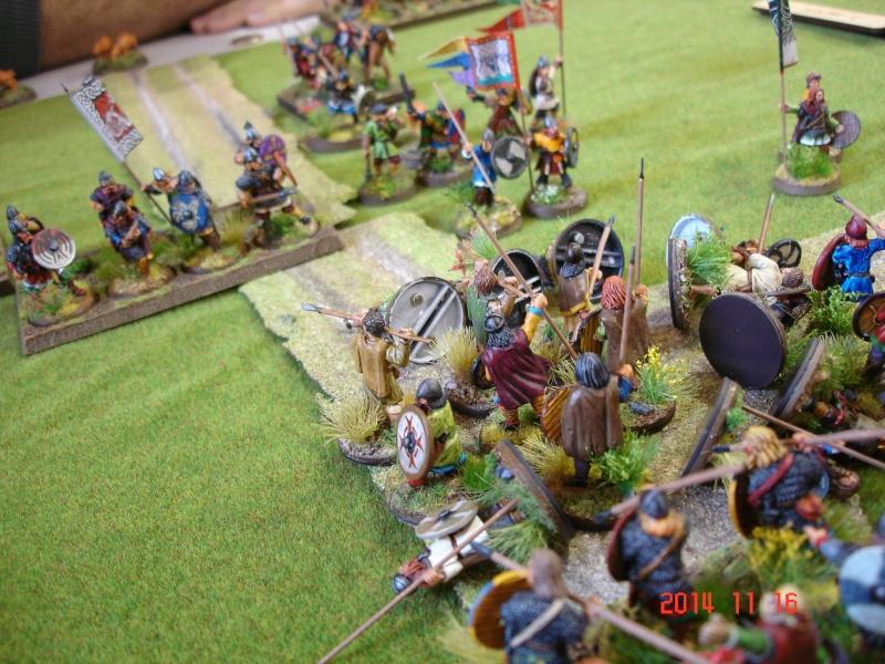 Chevauchée des Dragons de Vaires 2014: La bataille de Maldon Dsc02827