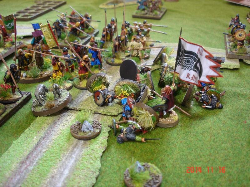 Chevauchée des Dragons de Vaires 2014: La bataille de Maldon Dsc02828