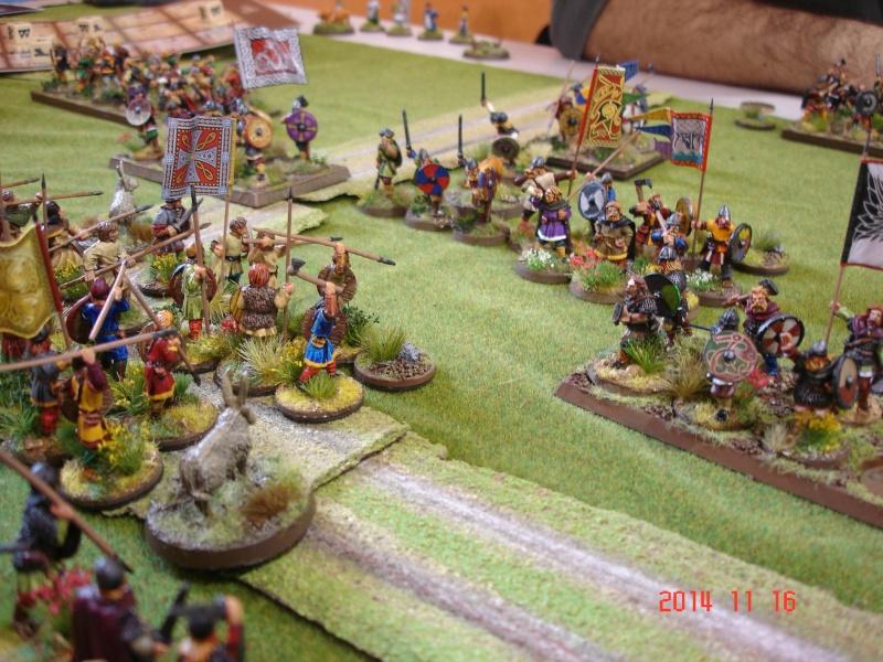 Chevauchée des Dragons de Vaires 2014: La bataille de Maldon Dsc02829