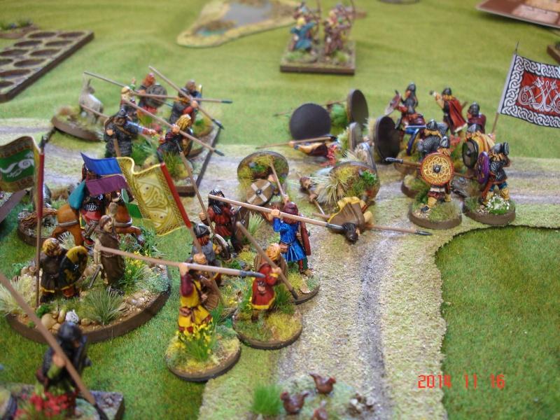 Chevauchée des Dragons de Vaires 2014: La bataille de Maldon Dsc02831