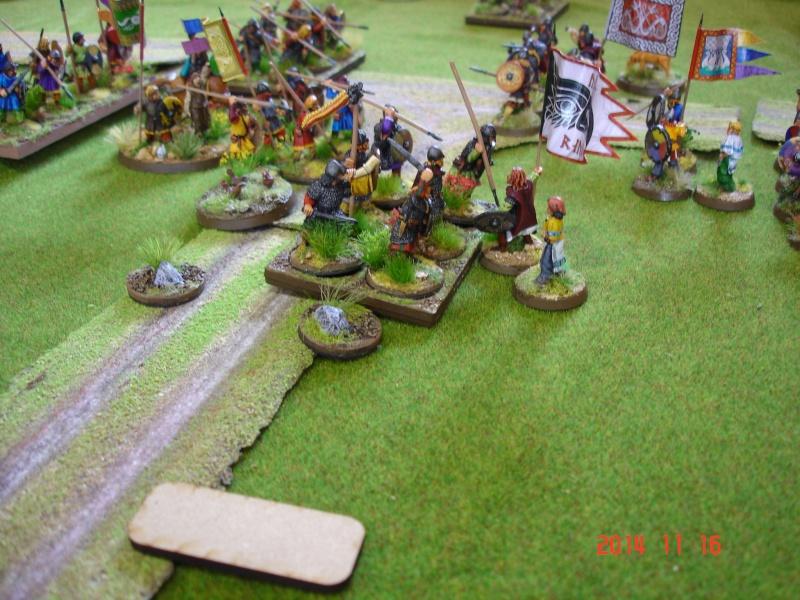 Chevauchée des Dragons de Vaires 2014: La bataille de Maldon Dsc02832
