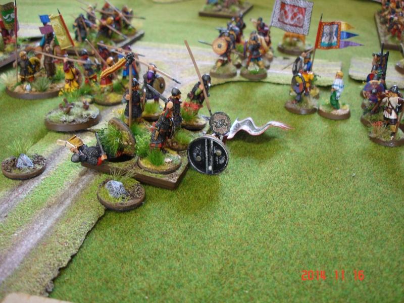 Chevauchée des Dragons de Vaires 2014: La bataille de Maldon Dsc02833
