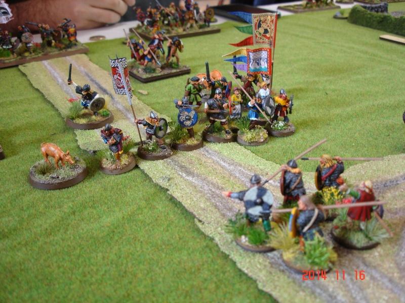 Chevauchée des Dragons de Vaires 2014: La bataille de Maldon Dsc02835
