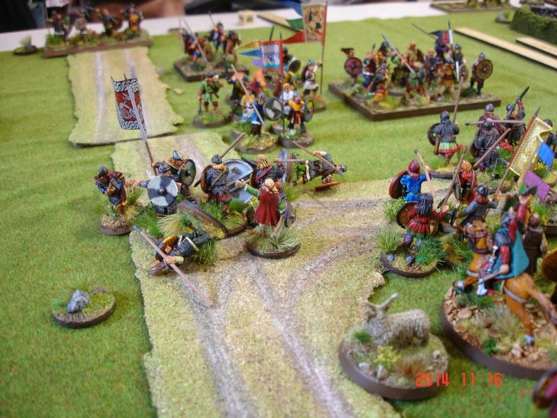 Chevauchée des Dragons de Vaires 2014: La bataille de Maldon Dsc02836