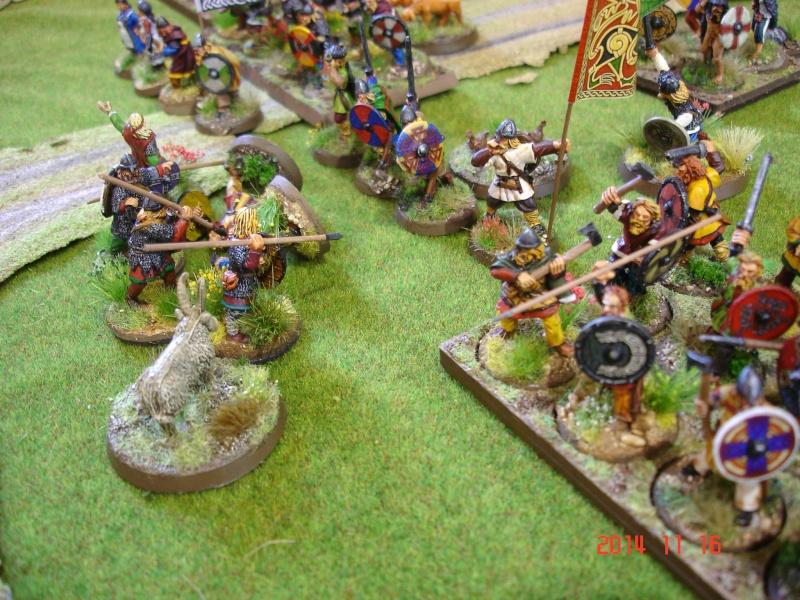 Chevauchée des Dragons de Vaires 2014: La bataille de Maldon Dsc02840
