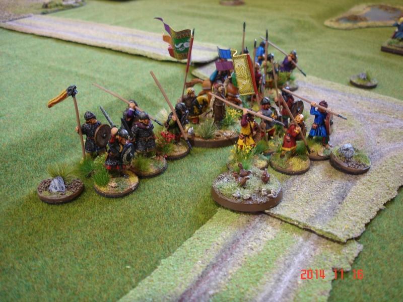 Chevauchée des Dragons de Vaires 2014: La bataille de Maldon Dsc02841