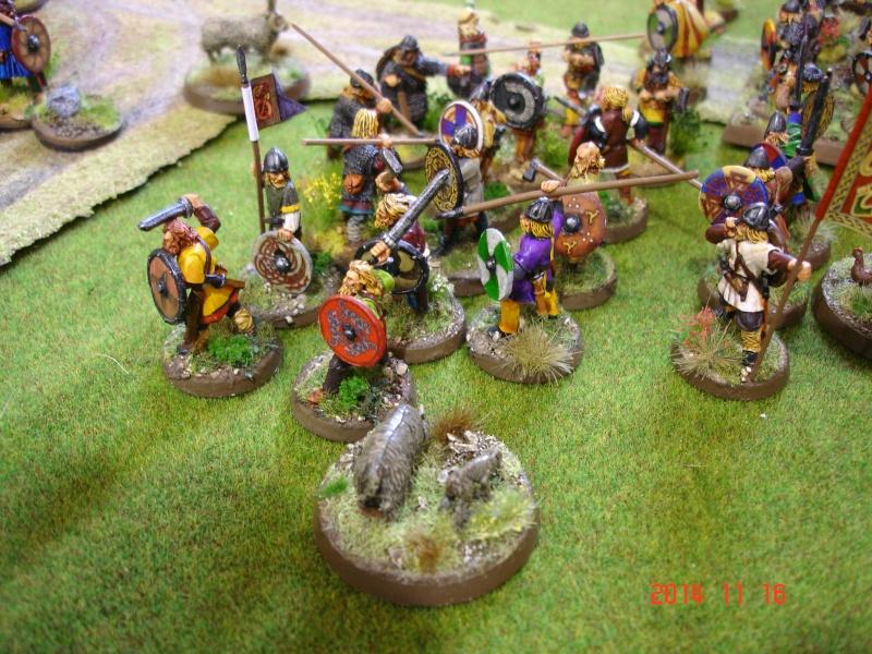Chevauchée des Dragons de Vaires 2014: La bataille de Maldon Dsc02842