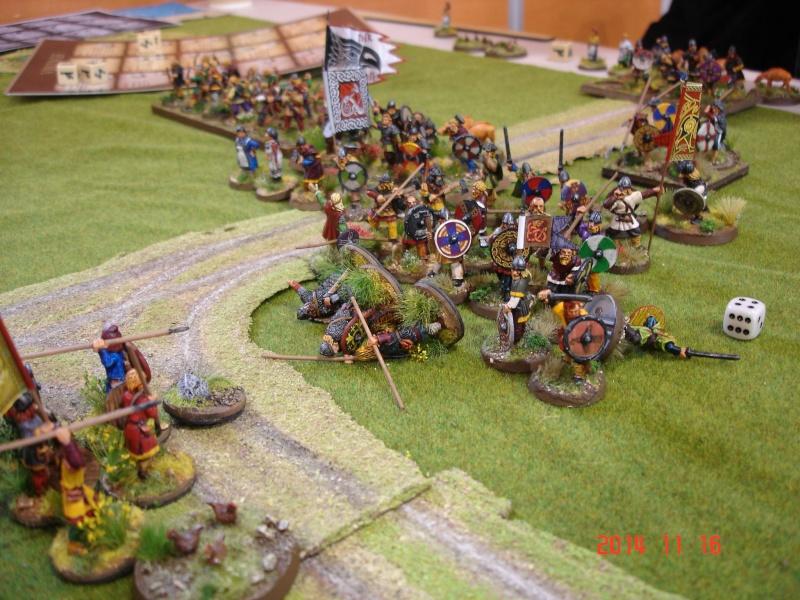 Chevauchée des Dragons de Vaires 2014: La bataille de Maldon Dsc02843