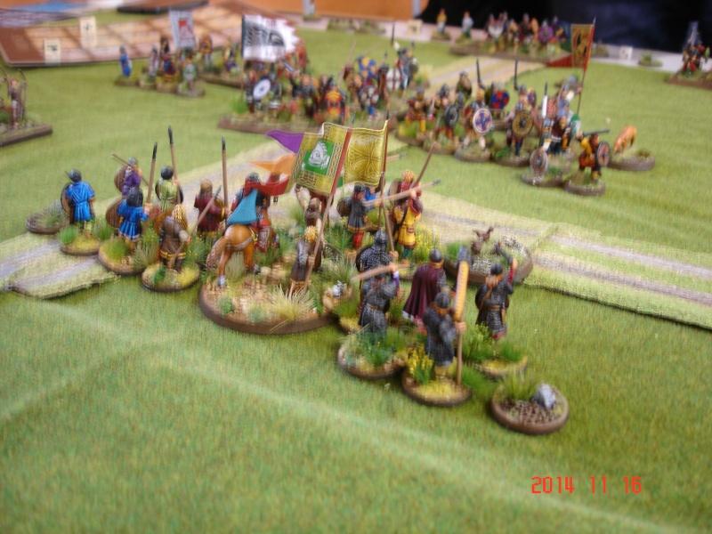 Chevauchée des Dragons de Vaires 2014: La bataille de Maldon Dsc02844