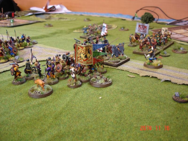 Chevauchée des Dragons de Vaires 2014: La bataille de Maldon Dsc02845