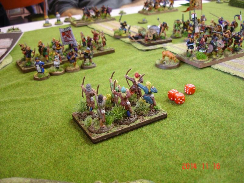 Chevauchée des Dragons de Vaires 2014: La bataille de Maldon Dsc02847