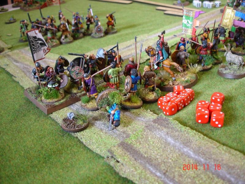 Chevauchée des Dragons de Vaires 2014: La bataille de Maldon Dsc02848
