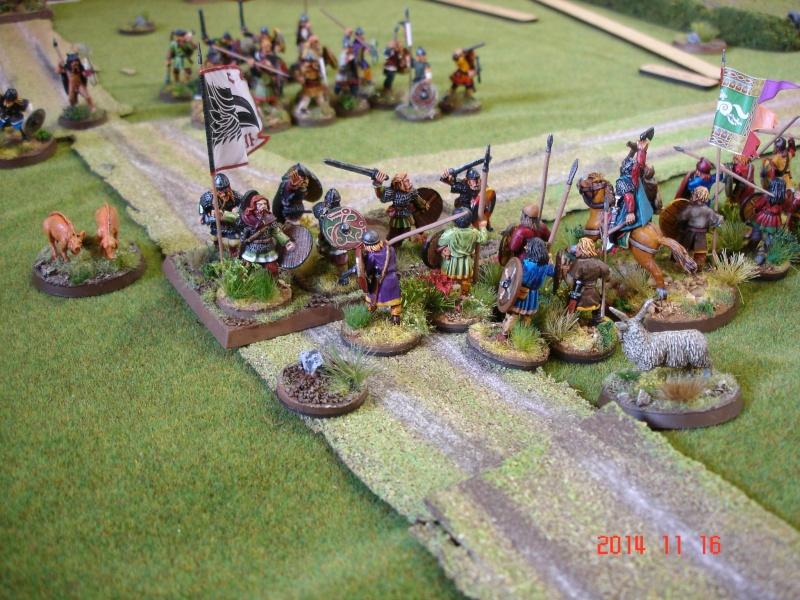 Chevauchée des Dragons de Vaires 2014: La bataille de Maldon Dsc02849