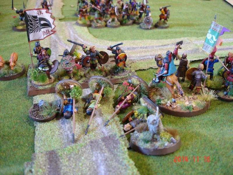Chevauchée des Dragons de Vaires 2014: La bataille de Maldon Dsc02850