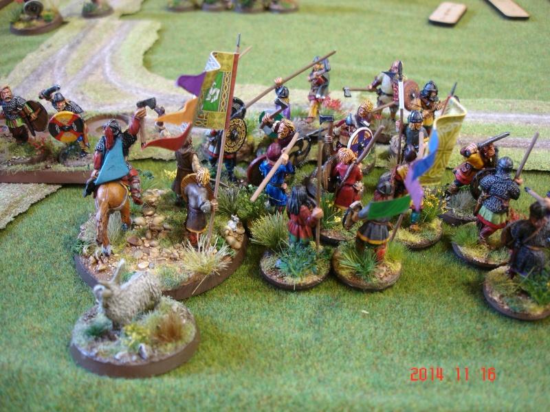 Chevauchée des Dragons de Vaires 2014: La bataille de Maldon Dsc02851