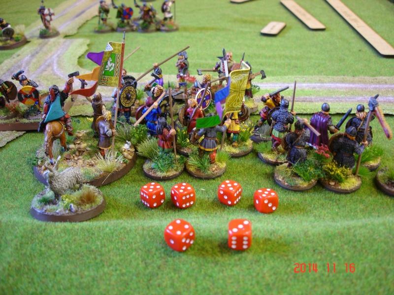 Chevauchée des Dragons de Vaires 2014: La bataille de Maldon Dsc02852